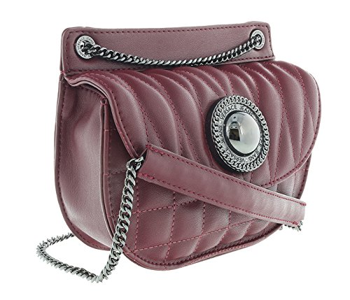 Versace-EE1VQBBY5-E331-Magenta-Shoulder-Bag