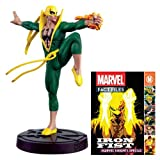 Marvel Fact Files Special #21 Iron Fist Statue with Collector Magazine