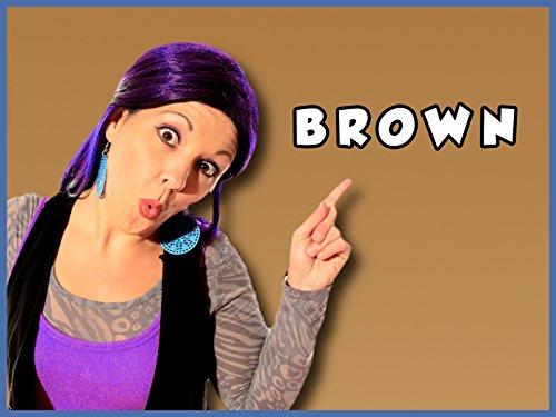 (Color Brown)