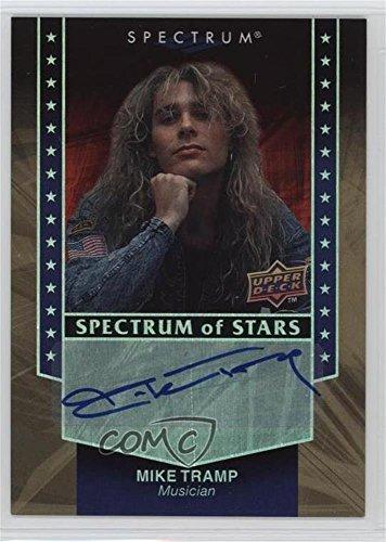 2008 Upper Deck Star - Mike Tramp (Baseball Card) 2008 Upper Deck Spectrum - Spectrum of Stars #SSS-TR