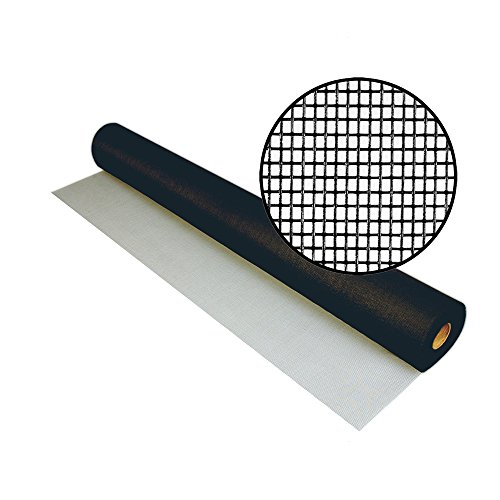 Phifer 3003399 glass screen 84 x 25 39 charcoal buy for Phifer screen reviews