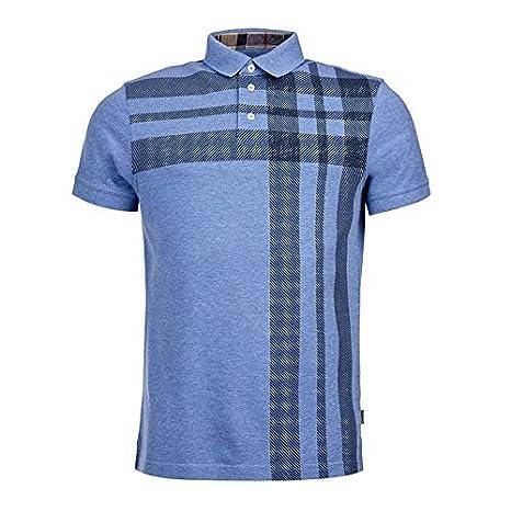 Barbour - Polo - para Hombre Azul Azul X-Large: Amazon.es: Ropa y ...