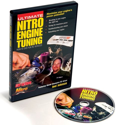 Air Age Ultimate Nitro Engine Tuning DVD