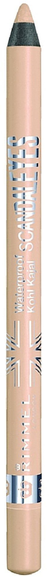 Rimmel London Scandal Eyes Waterproof Kohl Kajal Eyeliner, Nude 0.04 oz (Pack of 11)