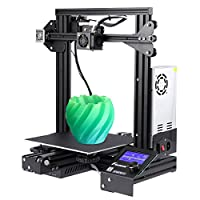 Foxnovo Creality Ender 3 3D Printer DIY Kit Prusa I3 V-Slot with Resume Printing Function, Building Volume 220x220x250mm by Foxnovo