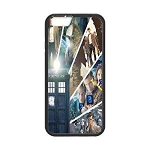 FOR Apple Iphone 6 Plus 5.5 inch screen Cases -(DXJ PHONE CASE)-Doctor Who TV Show-PATTERN 7