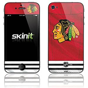 NHL - Chicago Blackhawks - Chicago Blackhawks Home Jersey - iPhone 4 & 4s - Skinit Skin