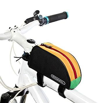 Docooler Bicicletas Frente Top Tube Bolso al Aire Libre de ...