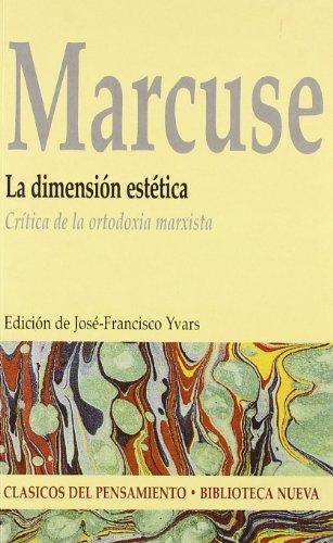 Descargar Libro La Dimensión Estética Herbert Marcuse