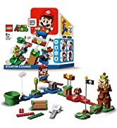 LEGO Super Mario Adventures with Mario Starter Course 71360 Building Kit, Interactive Set Featuri...