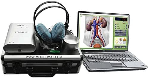 Blood and Lymphatic Treating Medicomat Computer Gadgets