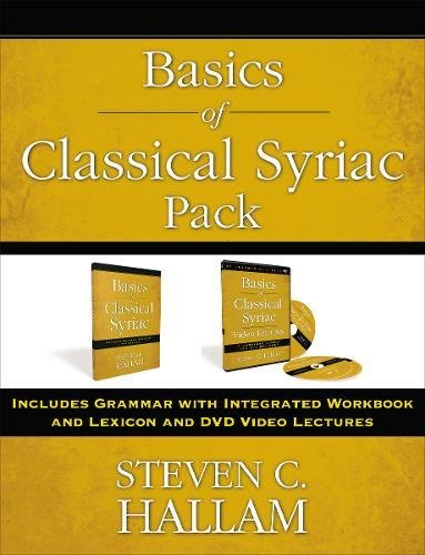 Basics of Classical Syriac Pack: Includes Grammar with Integrated Workbook and Lexicon and DVD Video Lectures by HarperCollins