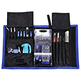 INLIFE 81 in 1 Precision Screwdriver Set with Magnetic Driver Kit, Torx Screwdriver Repair Tool Kit for iPhone, Cellphone, iPad, Tablet, MacBook, Xbox, PC and other Electronics …