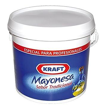 Kraft Salsa Fina - Paquete de 3 x 1233.33 ml - Total: 3700 ml: Amazon.es: Alimentación y bebidas