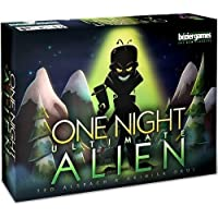 One Night Ultimate Alien Strategy Game
