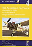 img - for Air Pilot's Manual - Aeroplane Technical - Principles of Flight, Aircraft General, Flight Planning & Performance: Volume 4 book / textbook / text book