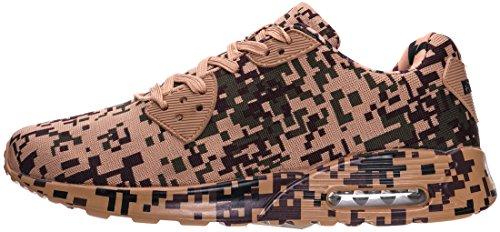 Farben Air Herren Dämpfung BRONAX Sneaker 6 Braun 40 mit 46 x8Oq5B1d5n