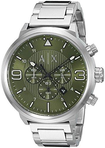 Armani Exchange Men's AX1370  Silver  Watch