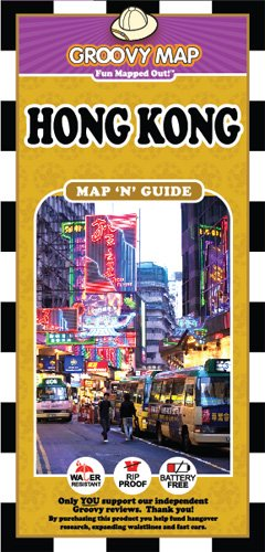 Groovy Map 'n' Guide Hong Kong (2012) pdf epub