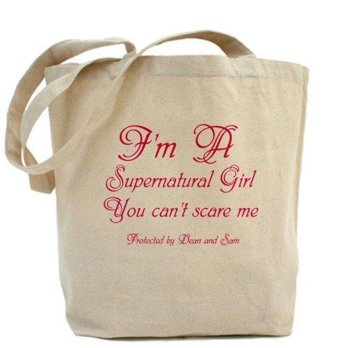 Supernatural Girl borsa da CafePress da CafePress