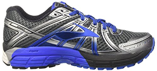 Eletric Blue Adrenaline Anthracite Brooks 17 GTS Brooks Men's Silver wq6ZpPU