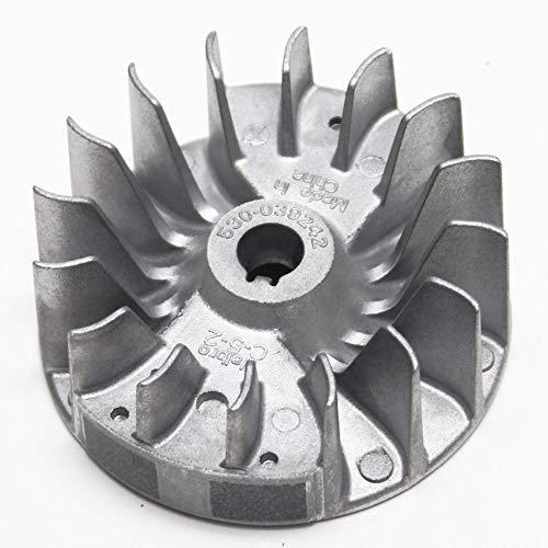 (Husqvarna 530039242 Line Trimmer Engine Flywheel Genuine Original Equipment Manufacturer (OEM) Part)