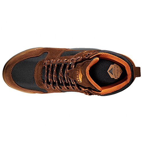 Orange Orange Ridgemont Brown Ridgemont Sneaker uomo Ridgemont uomo Brown Sneaker x1ZI1wgFRq