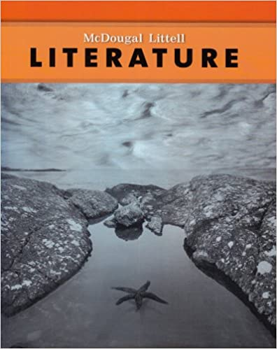 McDougal Littell Literature Student Edition Grade 9 2008