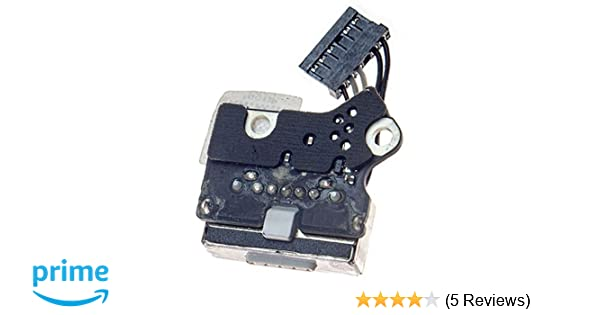 """USED 923-0560  820-3584-A DC-in MagSafe 2 Board for 13/"""" Retina Late 2013"""