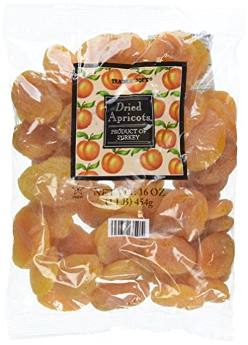 Trader Joes Dried Apricots 1lb