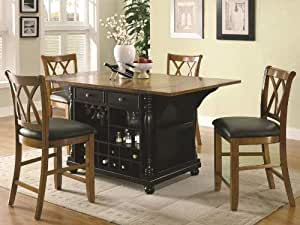 Coaster 102270-CO Furniture Piece, Cherry Black