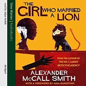 The Girl Who Married a Lion Audiobook