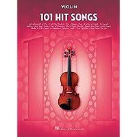 101 HIT SONGS (Instrumental Folio)