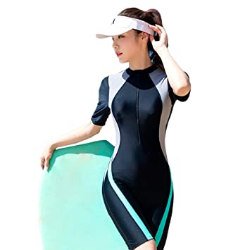 Amazon.com: YULAN Add Fertilizer traje de buceo para mujer ...