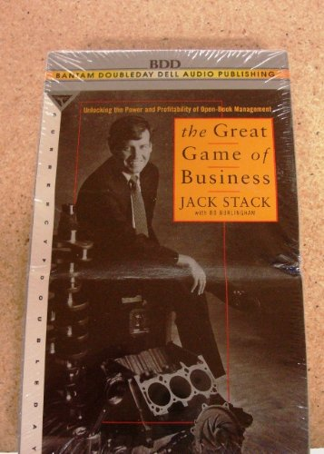 The Great Game of Business by Bantam Doubleday Dell Audio