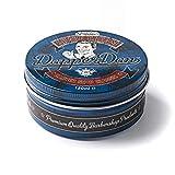 Dapper Dan Barbershop Classic Shave Cream, 125ml, Sandalwood
