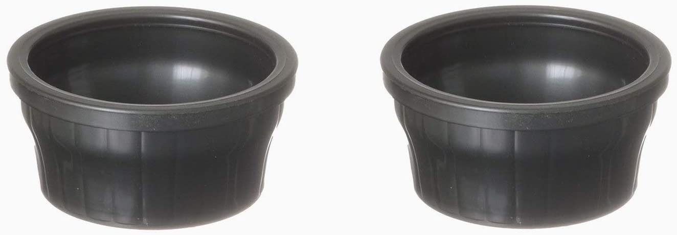 Kaytee 2 Pack of Cool Crocks, Small, Food Bowls for Hamsters Gerbils Mice and Other Small Pets