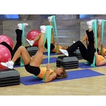 Fitness resistencia/fuerza/bandas de ejercicio bandas de ...
