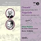 Romantic Piano Concerto Vol.64. Pizarro/BBC/Brabbins
