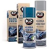 KLIMA DOKTOR 500ml - limpiador de aire acondicionado de espuma: Amazon.es: Coche y moto