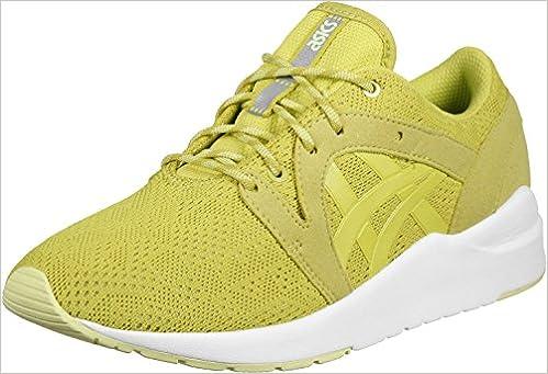 ASICS Tiger Damen Sneaker gelb 42