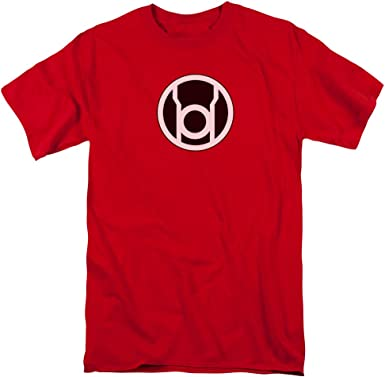 : DC Comics Officially Licensed Red Lantern Symbol