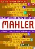 Mahler: Symphonies Nos.1-10 [Blu-ray]