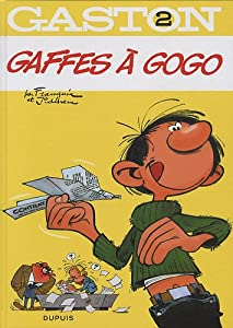 "Afficher ""Gaston n° 2<br /> Gaffes à gogo"""