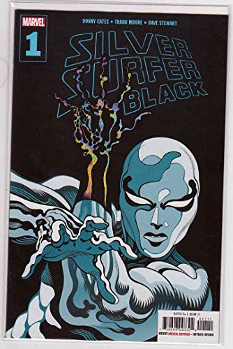 (Silver Surfer Black #1 (2019))