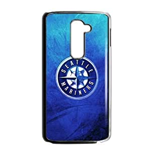 Phone Case & MLB Seattle Mariners Printing for LG Case (G2)