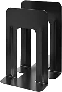Edmend 1 par de sujetalibros Pesado Metal Oficina Deber