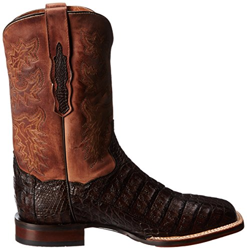 Dan Post Mens Denver Western Boot Chocolate
