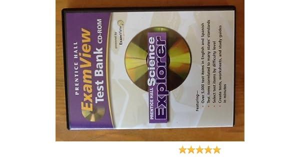 Amazon examview test bank cd rom for prentice hall science amazon examview test bank cd rom for prentice hall science explorer 9780131811942 prentice hall books fandeluxe Gallery