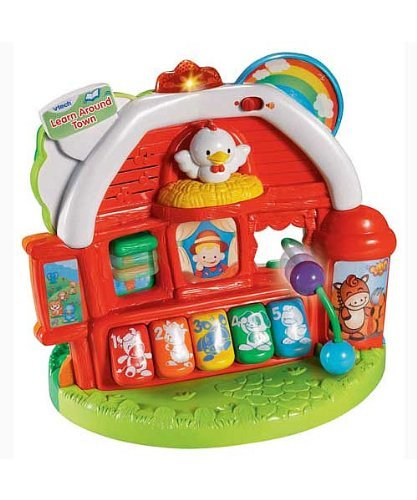 VTech - Spin Around Learning Town (Around The Spin Farm)